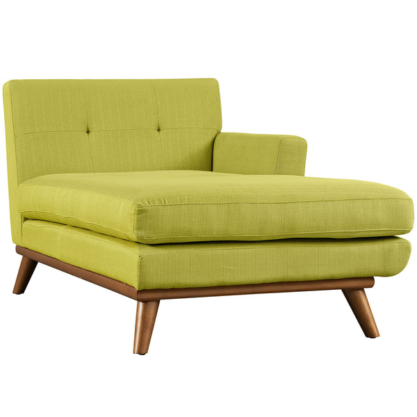 Engage Right-Arm Chaise - Wheatgrass