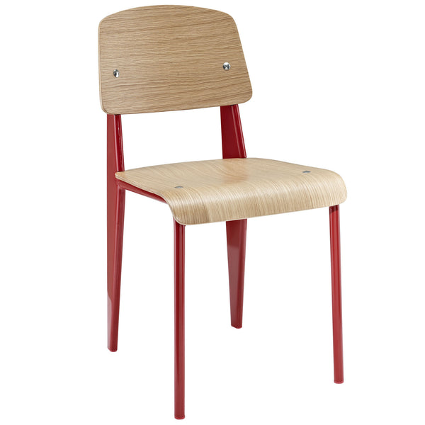 Cabin Dining Side Chair - Natural Red