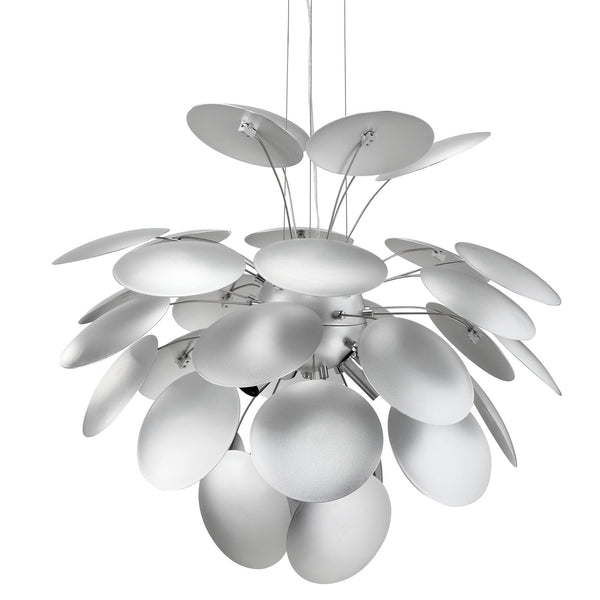 Bloom Chandelier - Silver