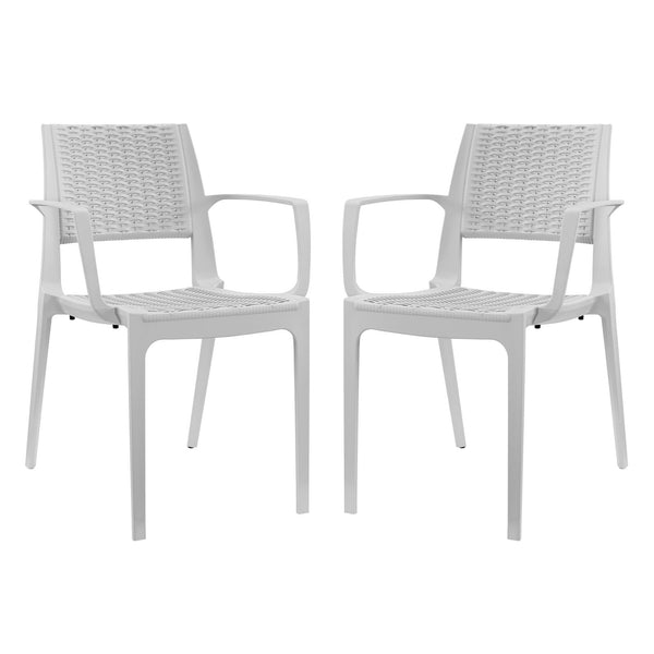 Astute Dining Set Set of 2 - Gray