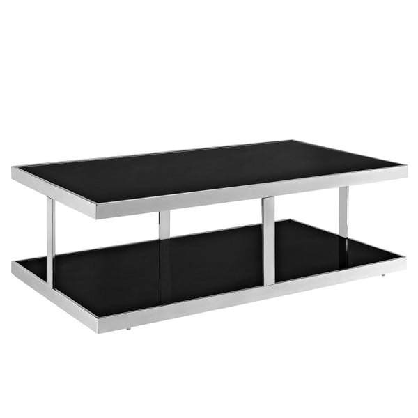 Absorb Coffee Table - Black