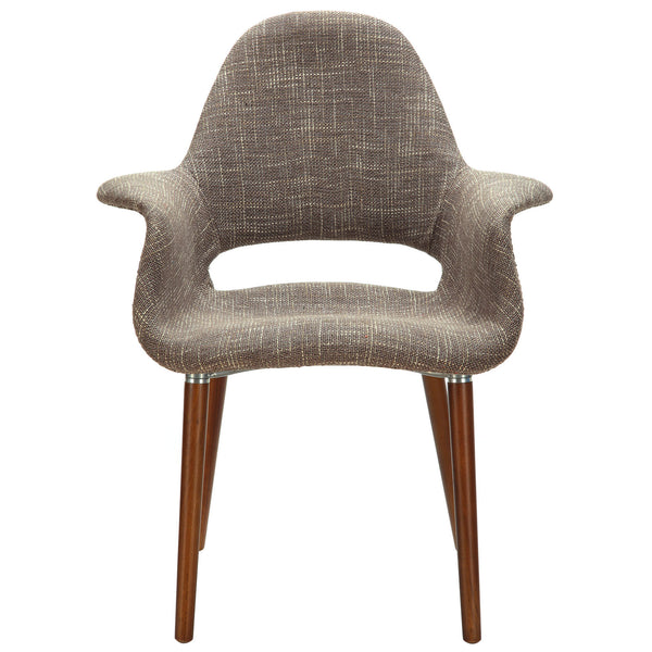 Aegis Dining Armchair - Taupe