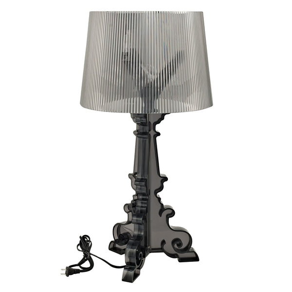 French Grand Table Lamp - Black