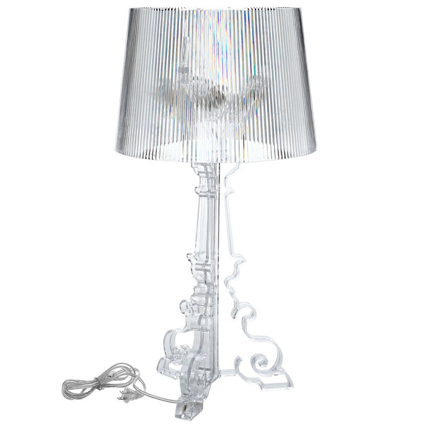 French Grand Table Lamp - Clear