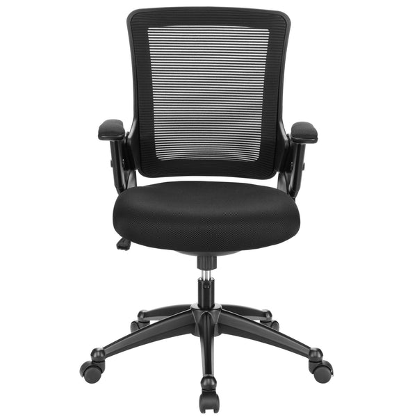 Aspire Fabric Office Chair - Black