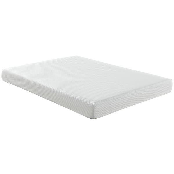 "Aveline 8"" Queen Mattress - White"