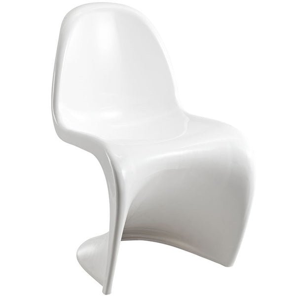 Panton Style Side Chair