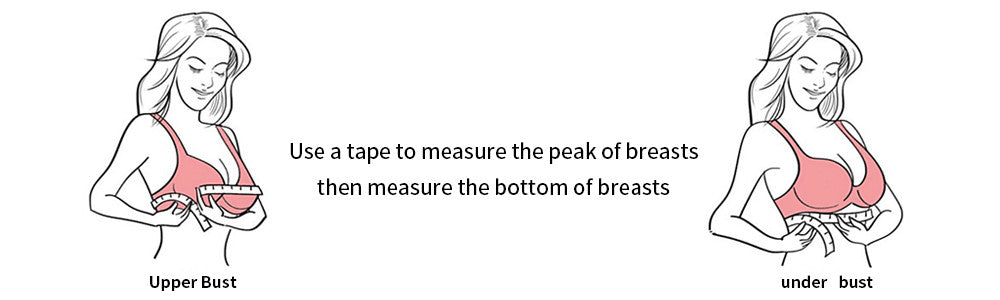 how to measure your breast