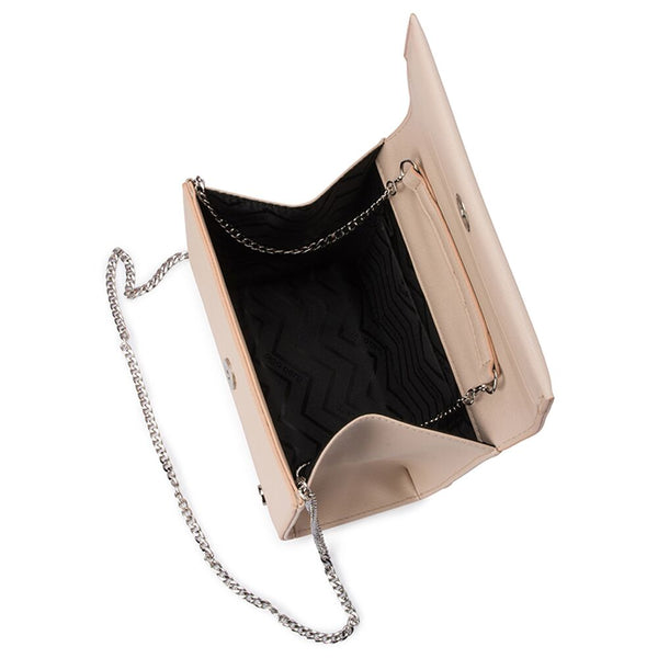 BLAIR TEXTURED MINI BAG - NATURAL