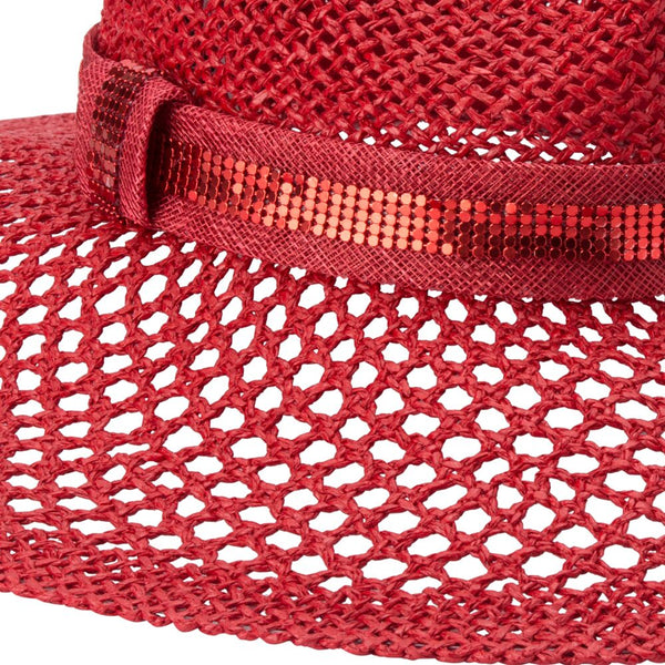 MAXWELL BOATER - RED