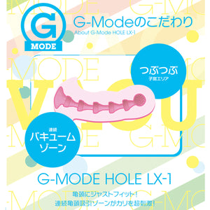 Climax Factor - G-MODE HOLE - LX1 [VACUUM]