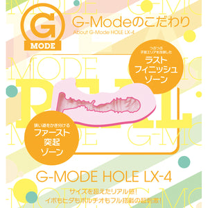 Climax Factor - G-MODE HOLE - LX4 [REAL]