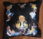 Basquiat Pillow w/ Insert