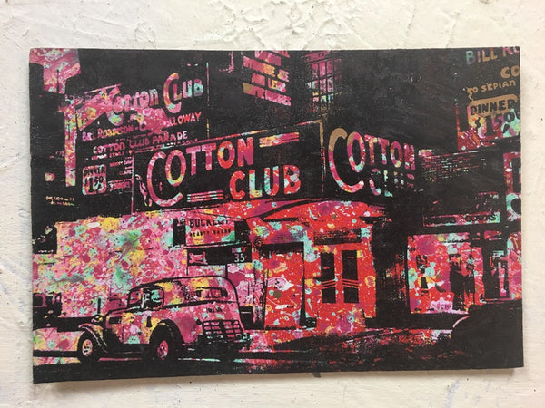 Cotton Club- NYC