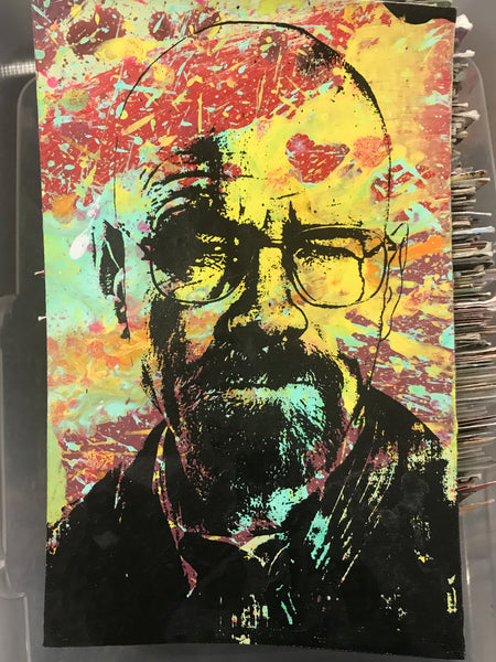 Walter White - Breaking Bad