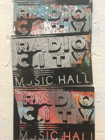 Radio City Music Hall- NYC