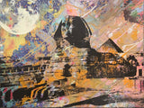 Sphinx on Paper - Large
