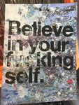 Believe In Your Fucking Self