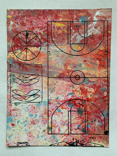 Basketball Court (medium)