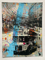 Regent Street / Double Decker Bus (medium) - London