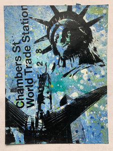 One World Trade Center / Statue of Liberty (medium)