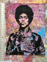 Prince on Paper - Large