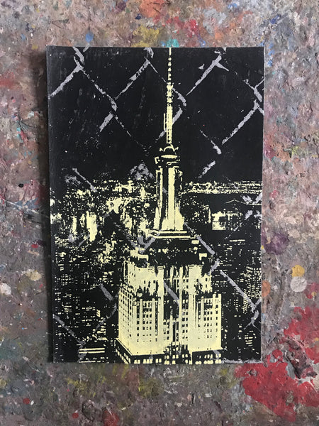 Empire State Building 4 (limited amount available)