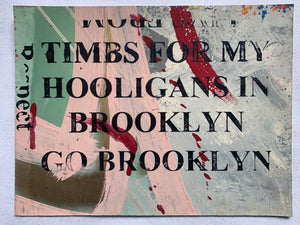 Times For My Hooligans In Brooklyn -Notorious BIG (medium)
