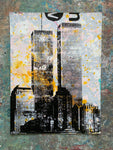 World Trade Center on Paper - Large