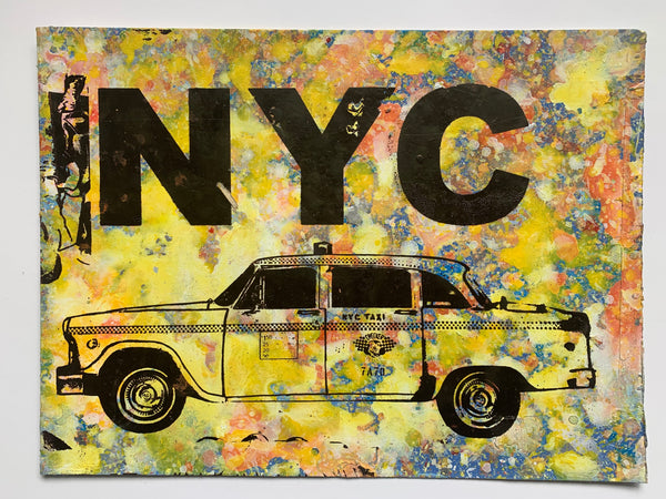 NYC Taxi Cabs (medium)