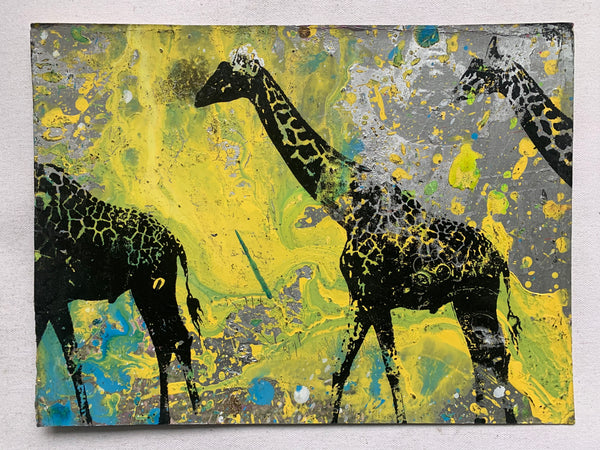Giraffe (medium)