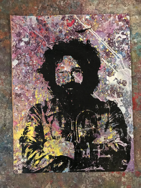 Jerry Garcia Large