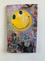 It's Already Yours - Original Mixed Media Painting - STELLAR