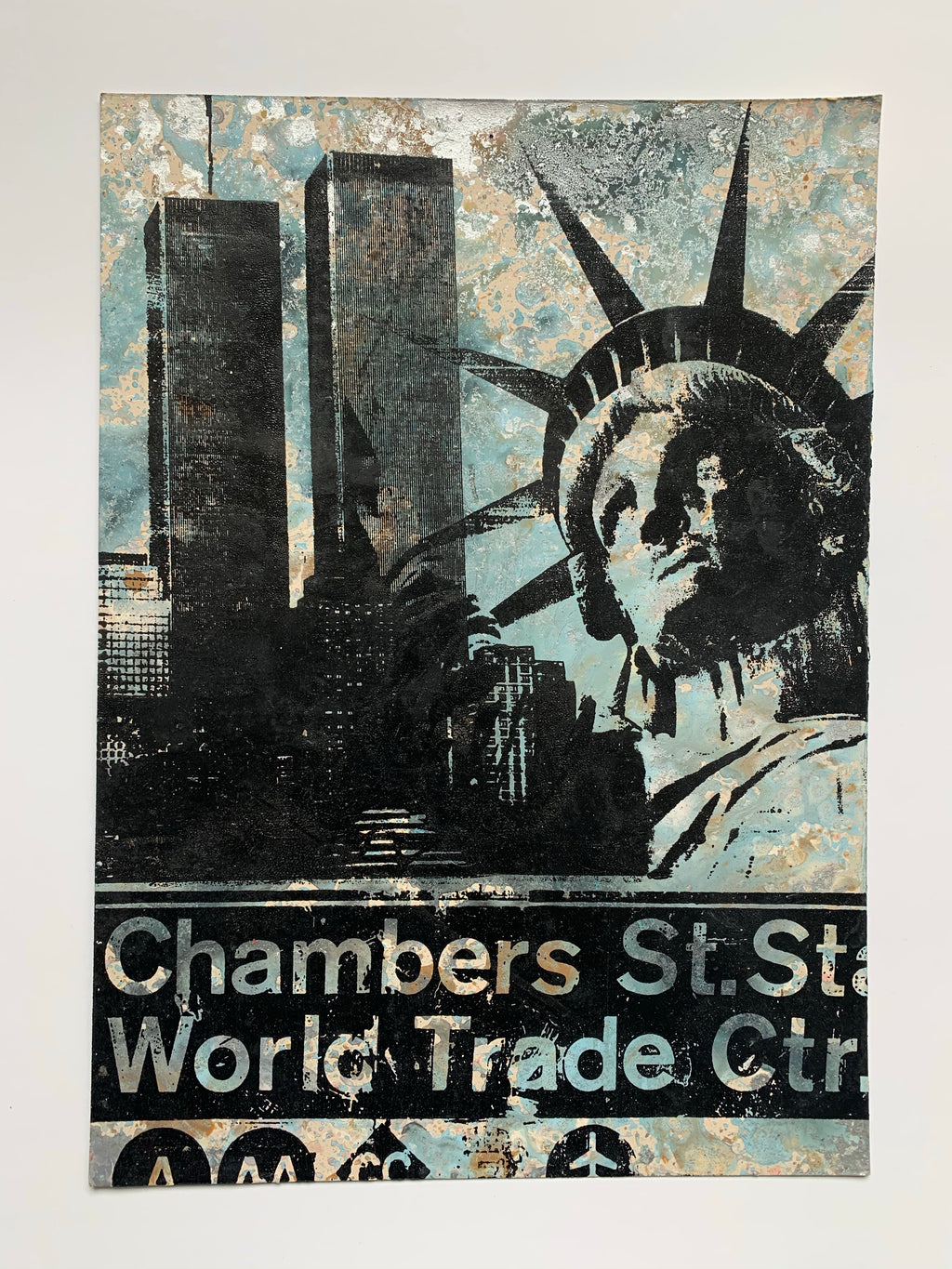 World Trade Center / Statue of Liberty 2 (medium)