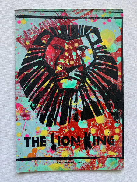 The Lion King - Broadway NYC