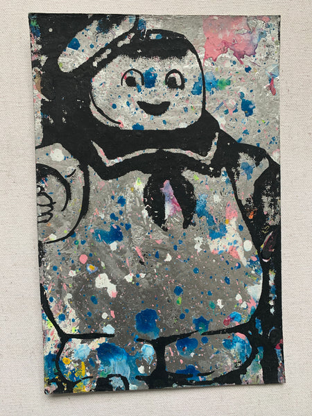Stay Puft  Marshmallow Man - Ghostbusters