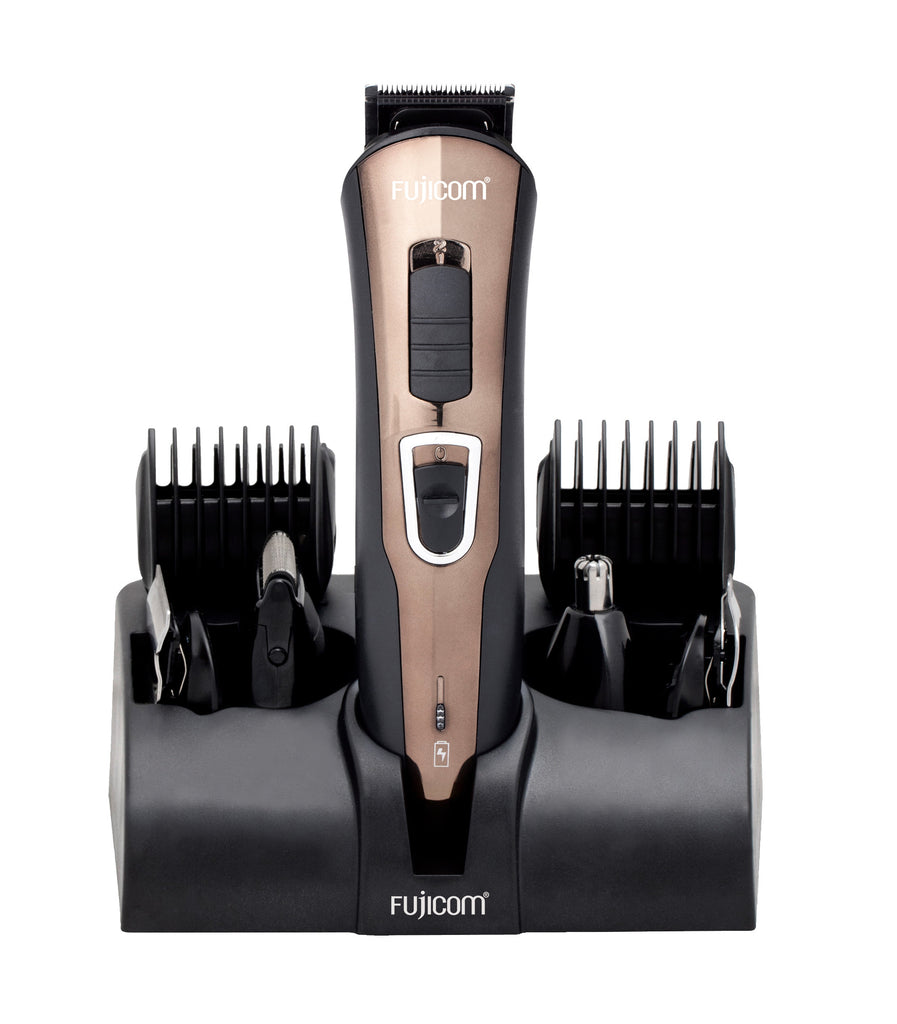 Professional Haircut Beard Trimmer Kit Bronze Blizzard