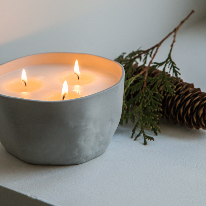 """Noble Fir"" 3-Wick Limited Edition"