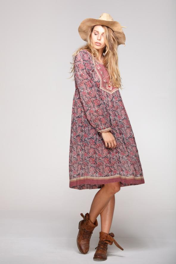 LISETTE Dress Printed
