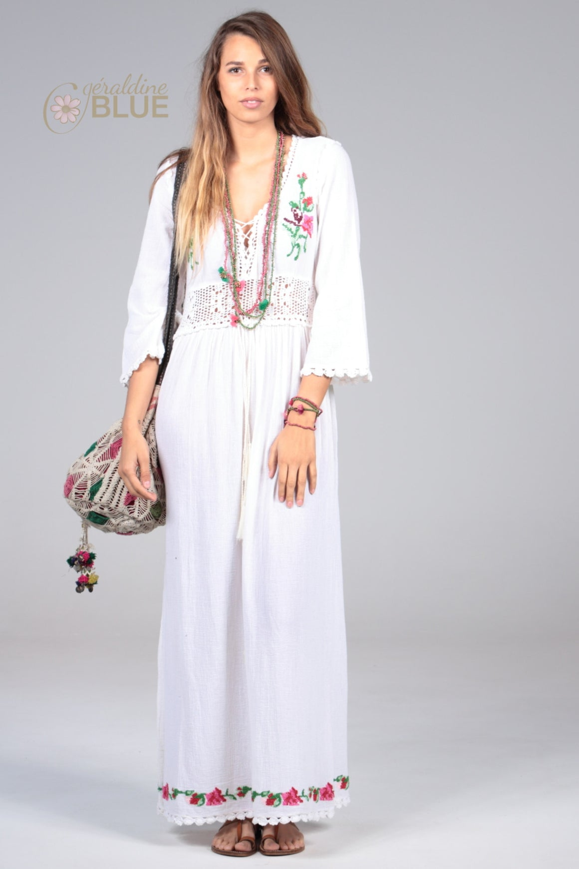 JANIS Long Dress