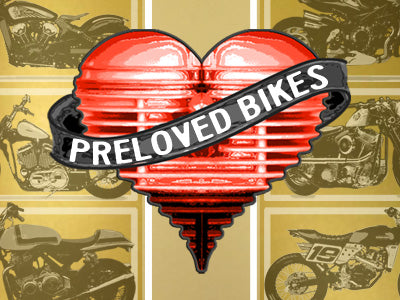 Preloved motorcycles page