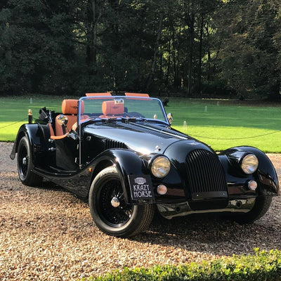 SOLD - Morgan Plus 4 - Sport Black