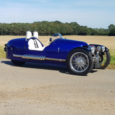 SOLD - Morgan 3 Wheeler Special - Pearl Blue