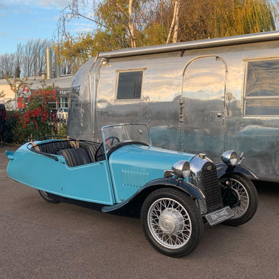 1946 Morgan 3 Wheeler - Blue - for sale