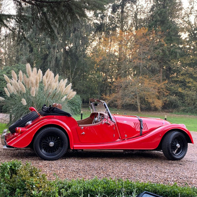 Morgan Plus 4 - Sport Red - for sale