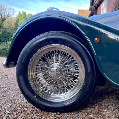 Morgan 4/4 Lowline - Sport Green