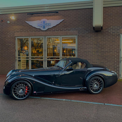 Morgan Aero 8 - Cosmos Black