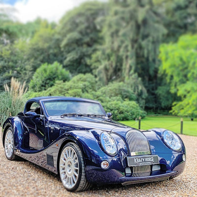 Morgan Aero 8 - Midnight Blue