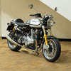 Norton Commando 961 - Manx Silver