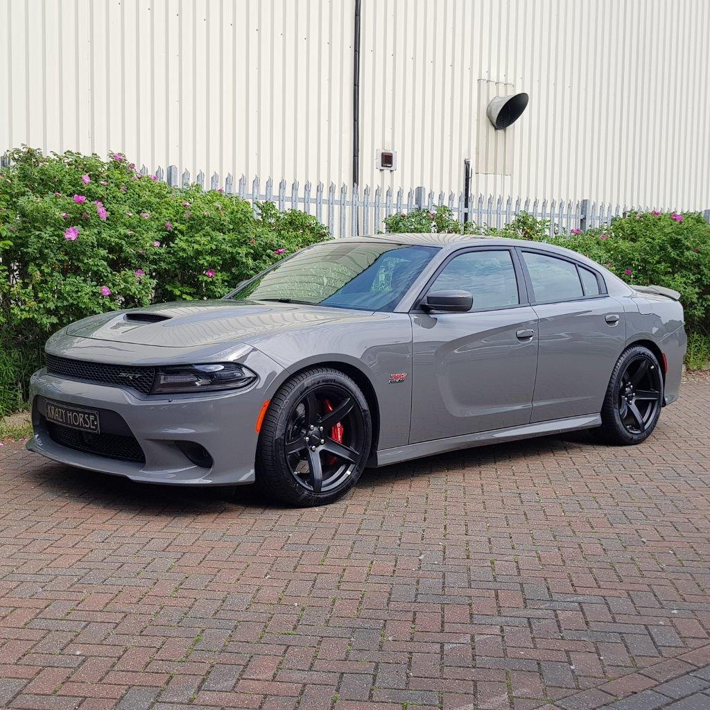 Dodge Charger Srt >> Dodge Charger Srt 392 Destroyer Grey Krazy Horse